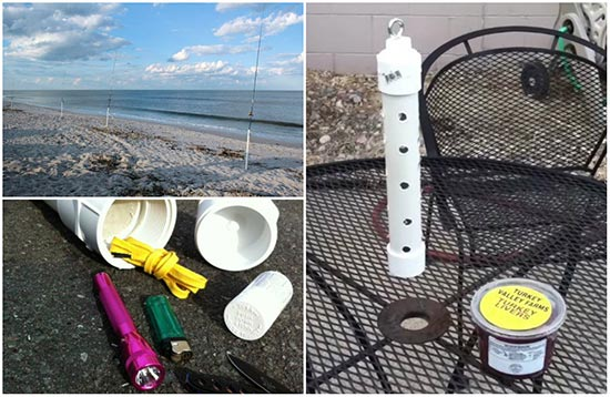 10 easy pvc fishing projects for Simple pvc projects