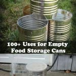 100+ Uses for Empty Food Storage Cans
