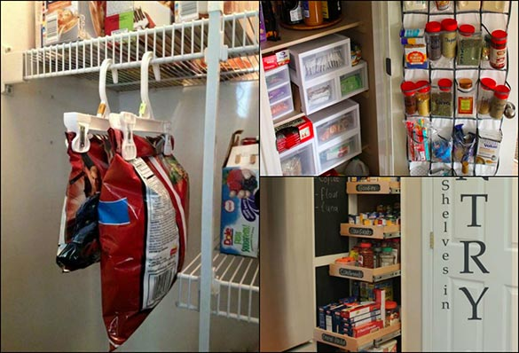 11 Organization Tricks That Make a Pantry Feel Twice The Size