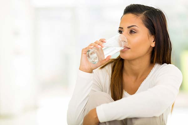 Did you know that by the time you start getting thirsty, you are already dehydrated.