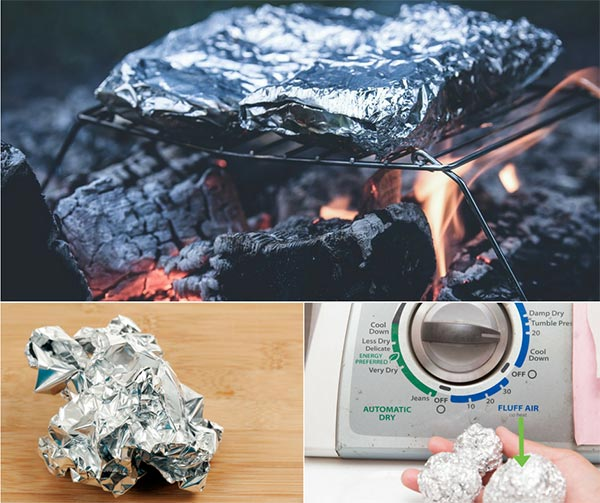 12 Surprising Ways to Reuse Aluminum Foil