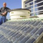 How To Make A Solar Water Heater From Plastic Bottles
