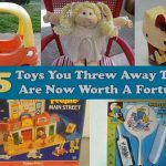 15 Toys You Threw Away That Are Now Worth A Fortune