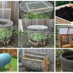 18 Ingenious DIY Compost Bin Ideas