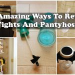 20 Amazing Ways To Reuse Tights And Pantyhose