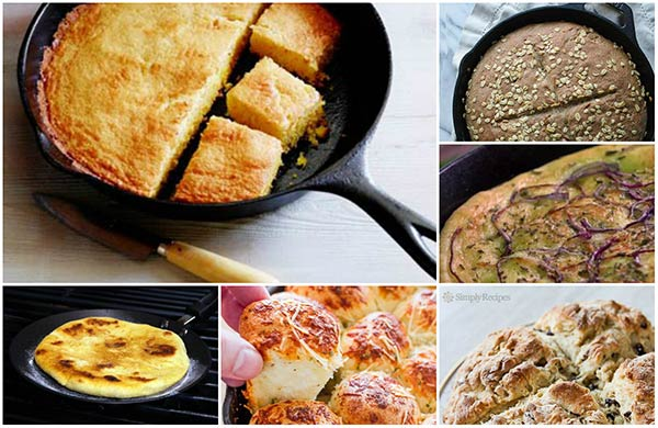 20 Easy To Make Cast Iron Skillet Bread Recipes