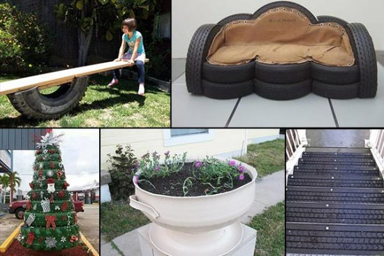 FREE TRACTOR TYRES IDEAL FOR GYM GARDEN