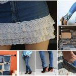20 Creative Ways To Rejuvenate Old Jeans