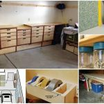 20 DIY Garage Storage and Organization Ideas