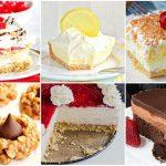20 Easy No Bake Desserts Recipes