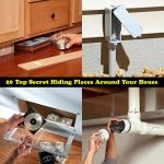 20 Top Secret Hiding Places Around Your House