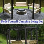 Do-It-Yourself Campfire Swing Set
