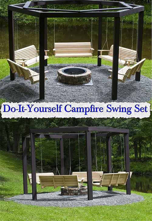 Do it yourself campfire swing set solutioingenieria Gallery