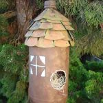 Recycle A Plastic Bottle Into A Cool Looking Bird House