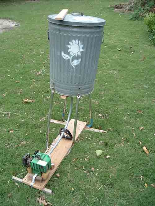 Diy Grain Thresher How To Thresh Grains At Home