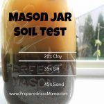 How To Test Your Soil Using A Mason Jar