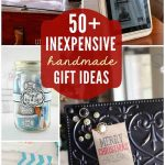 50+ Inexpensive DIY Gift Ideas For Any Occasion