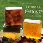 How To Make Herbal Soap Without Using Lye (Sort of)