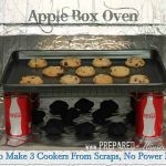 How To Make 3 Cookers From Scraps, No Power Needed