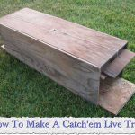 How To Make A Catch'em Live Trap