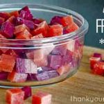How To Make Homemade Healthy Fruit Snacks