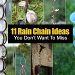 11 Rain Chain Ideas You Don't Want To Miss