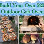 Build Your Own $20 Outdoor Cob Oven