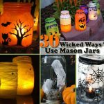 30 Wicked Ways to Use Mason Jars This Halloween