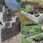 Building A Raised Garden Bed Out Of Cinder Blocks