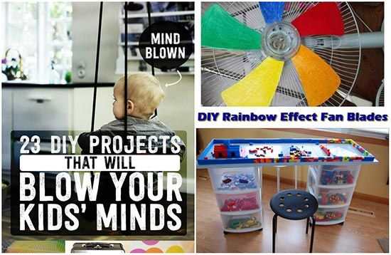 23 Projects That Will Blow Your Kids' Minds