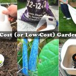 25 No-Cost (or Low-Cost) Garden Tools