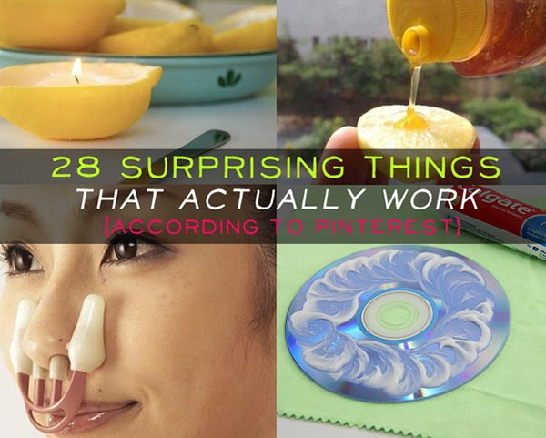 28 Strange Pinterest Ideas That Really Work