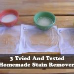 3 Tried And Tested Homemade Stain Removers