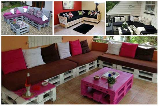 30 Incredible DIY Pallet Sofa Ideas for Any Home