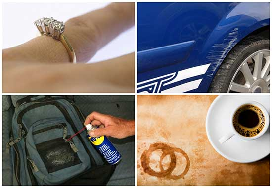 30 Tricks That Prove WD-40 Is God's Gift To The World