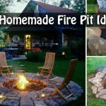 33 Homemade Fire Pit Ideas