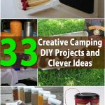 33 Most Creative Camping DIY Projects and Clever Ideas