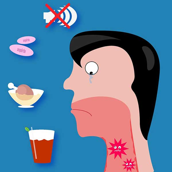 5 Home Remedies For Sore Throats