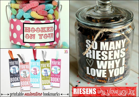 50 Easy DIY Valentine Ideas