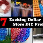 57 Brilliant Dollar Store Projects