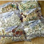 6 Instant Meals-On-The-Go - Just Add Boiling Water - Perfect For Camping
