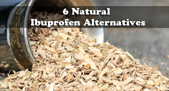6 Natural Ibuprofen Alternatives6 Natural Ibuprofen Alternatives