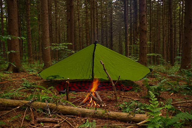 60 Shelters You Can Make From A Tarp
