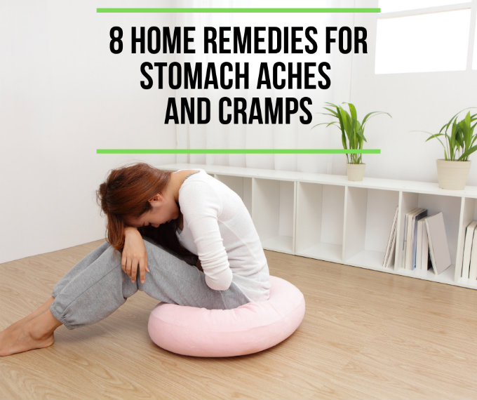 8 Home Remedies for Stomach Aches