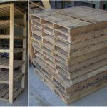 A Simple, Durable, and Cheap Pallet Shelving Solution