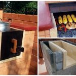 All-in-One Outdoor Oven, Stove, Grill and Smoker