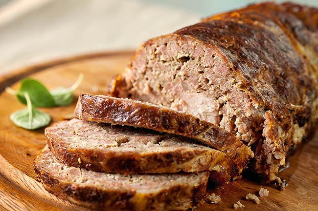 All-American Meatloaf Recipe