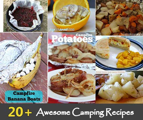 25 Awesome Camping Recipes