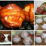 BBQ Bacon Meatball Recipe: Onion Bombs With a Twist