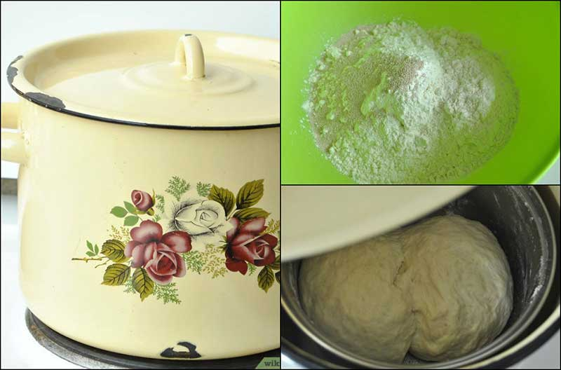 How to Bake Bread on the Stovetop